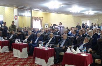 Başkanlar Kurulu Toplantısı Mardin'de yapıldı