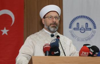 DİB Başkanı Ali Erbaş Mardin'de