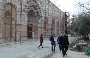 Dunaysir Camisi Restore Ediliyor