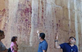 Dünyanın 4 bir yanından Mardin'e kan izini görmek için geliyorlar