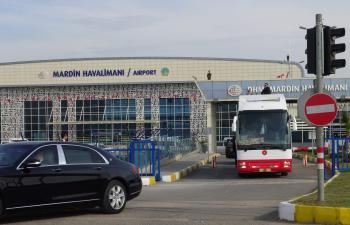 Erdoğan, Mardin'de moral buldu
