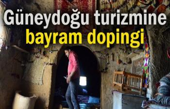 Güneydoğu turizmine bayram dopingi