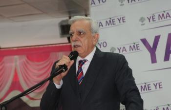 HDP Mardin'de Belediye Başkan Adaylarını Tanıttı