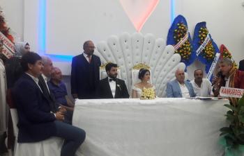 Hakimoğlu ile Güldiken Ailelerinin mutlu günü