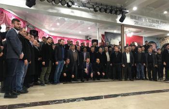 Kabalalılar AK Parti Genel Merkezine Seslendi