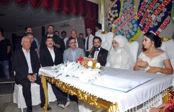 Kardeşler aynı gün evliler kervanına katıldı
