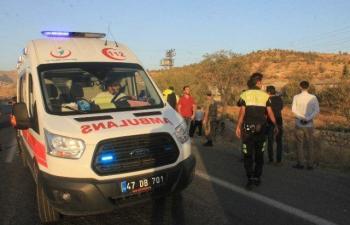 Katliam gibi kaza: 4 Ölü 13 Yaralı