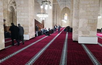 Kızıltepe Ulu Camii ibadete açıldı