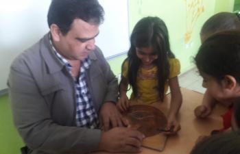 Kızıltepe'de ülkemiz sınırlarını aşan örnek proje