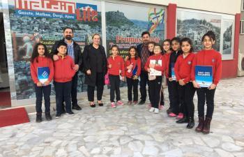 Küçük Gazeteciler, Mardin Life Konuk Oldu