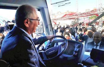 Mardin - Kızıltepe ulaşımı artık daha konforlu