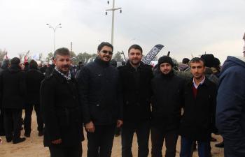 Mardin, Halep'e Ses Verdi