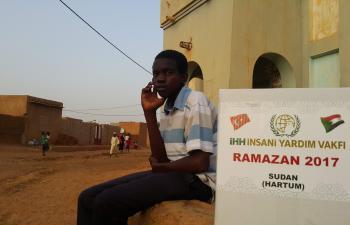 Mardin İHH Sudan'da