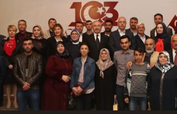 Mardin'de Çanakkale Zaferi Kutlandı