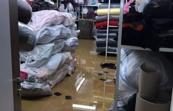 Mardin'de Sel Baskınları