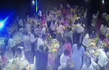 Nişan töreninde facia yaşandı: 3 Ölü 30 yaralı