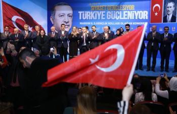 Osman Aşkın Bak Mardin'de