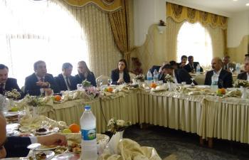 STK Platformundan Referandum Toplantı ve paneli