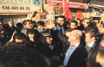 Süleyman Soylu Mardin'de