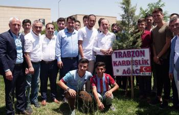 Trabzon'dan Mardin'e Çıkarma