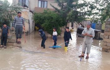 Yağmur, Su Baskınlarına Neden Oldu