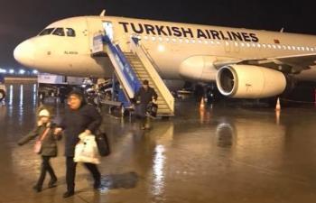 Yolculardan Havalimanına transfer aracı talebi
