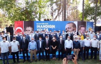 AK Parti Nusaybin 7. Olağan Kongresinde Özel, Güven Tazeledi