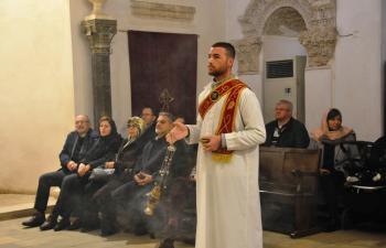 Dünyanın barışı için dua ettiler