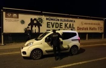 Mardin'de giriş çıkışlar kapatıldı