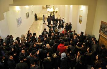 Mem Ararat'ın konserine salon yetmedi