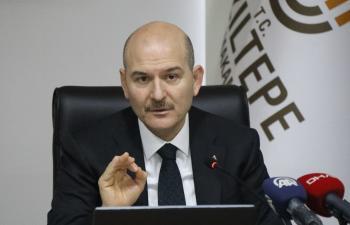 Soylu, Uyuşturucu ile Mücadele seferberliğini Kızıltepe'den başlattı