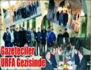 Mardin Basını Urfa Antep Gezisinde