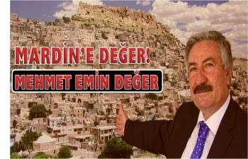 Mardin'e DEĞER bir Aday