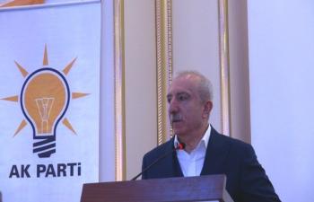 Orhan Miroğlu'nun ilk seçim konuşması