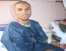 Sünnet olmak için Mardin'e geldi