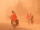 Toz Fırtınası Mardin'i  Kavuruyor