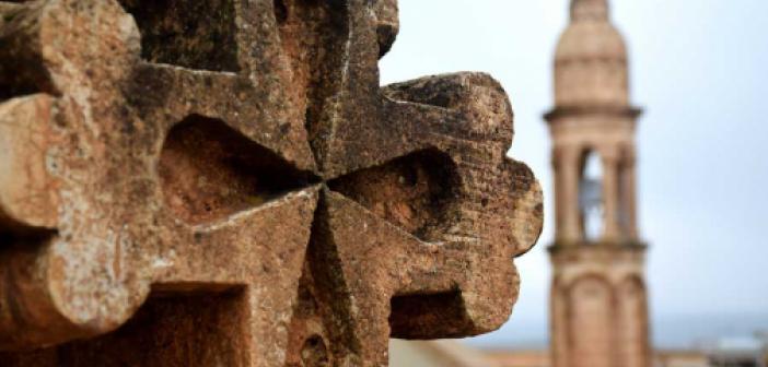 Mardin'deki Manastır ve Kiliseler