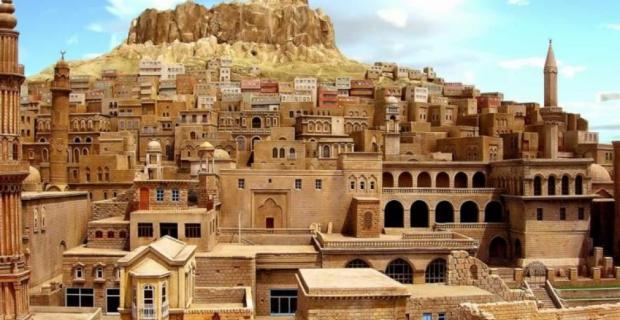 Mezopotamya'nın Yüzük Taşı Mardin