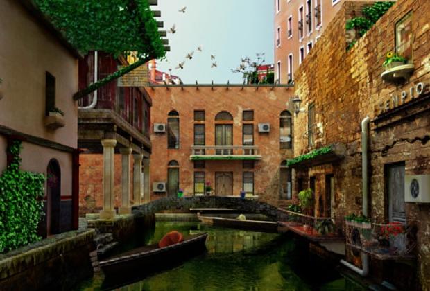 Mardin, Venedik gibi olsun...
