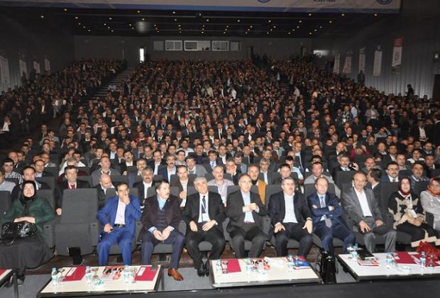 Eğitim-Bir-Sen Yönetimi Türkiye Buluşmasına katıldı