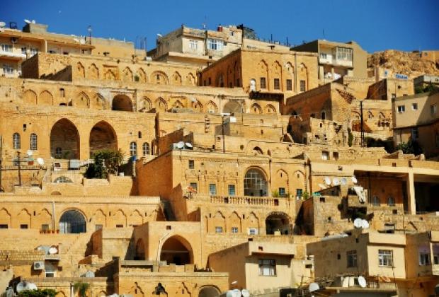 Bir Huzur Vahası Mardin