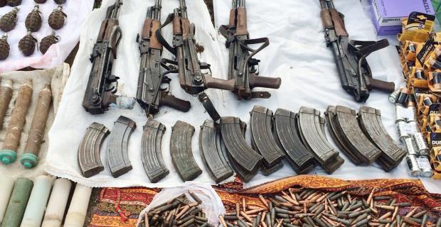 Li Kerboranê 36 PKKyî hatin kuştin