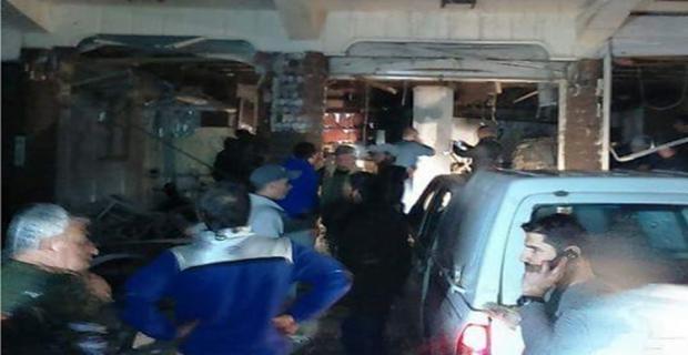 Li Qamişloyê êrîşên bombeyî: 17 mirî
