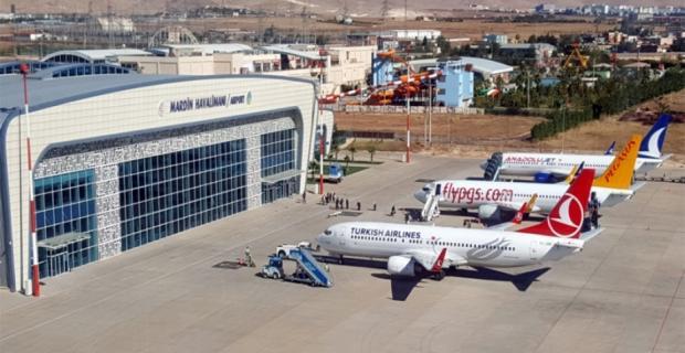 Mayıs ayında 338 uçak, 53.113 yolcu
