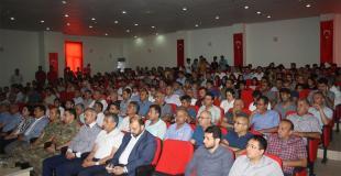 Nusaybin'de 15 Temmuz'u anma programı