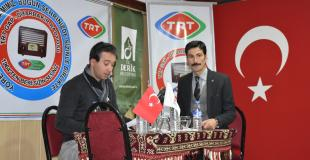 DERİK TRT GAP Diyarbakır Radyosu Canlı Yayınında