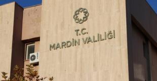 Mardin geneli 15 gün süreyle tüm gösteri ve yürüyüşler yasaklandı