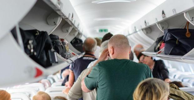 Uçaklarda silahlı polis dönemi
