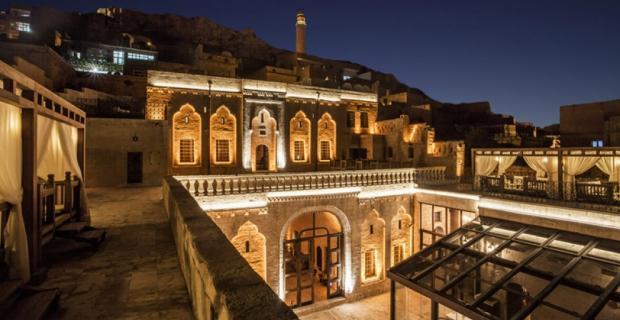 Güney Doğu Anadolu'nun Merak Uyandıran Şehri Mardin'in En Güzel Otelleri