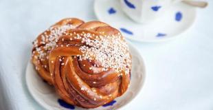 Mardin çöreği tarifi